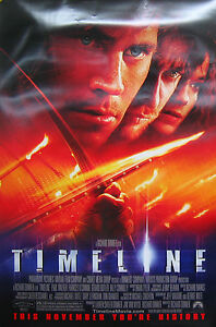 TIMELINE MOVIE POSTER (MV18)
