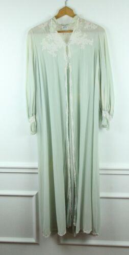 FLAWS Vintage 30s ? Neiman Marcus Italy Silk Robe