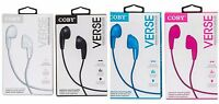Lot Of 4 Coby Verse Precision Sound Earbud Foam Cushions, Head Phone, Smartphone