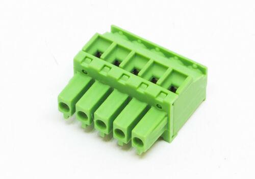 PHOENIX CONTACT  Leiterplattensteckverbinder MCVR 1,5// 5-ST-3,81-1827156