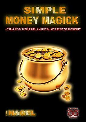 The Testament of Belial Carl Nagel Occult Magick Demon Talisman Magick Seals