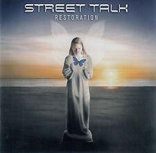 STREET TALK : RESTORATION / CD - TOP-ZUSTAND