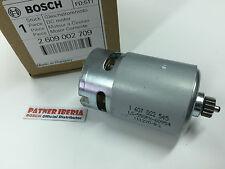 2609002709 (1607022545)   DC motor Genuine BOSCH PSR 14,4 Li  (3603J54100)