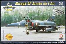 Wingman Models 1/48 DASSAULT MIRAGE 5F FRENCH AIR FORCE FIGHTER