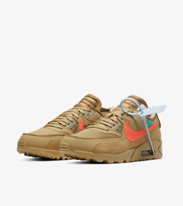 Nike x Off White Air Max 90 'Desert in 2019 | Nike air max
