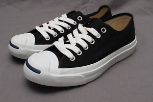 912fa6c1f875 Image is loading CONVERSE-JACK-PURCELL-CP-OX-BLACK-WHITE-1Q699