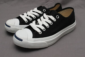 a9a72170df0d72 Image is loading CONVERSE-JACK-PURCELL-CP-OX-BLACK-WHITE-1Q699