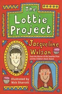 The-Lottie-Project-By-JACQUELINE-WILSON-9780440863663
