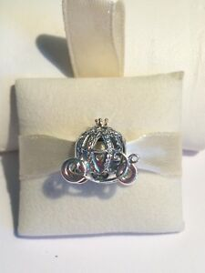 pandora charm originali carrozza