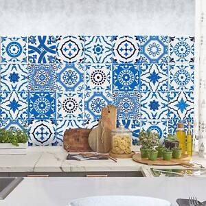 Ps00051 adesivi murali in pvc per piastrelle per bagno e for Stickers per mattonelle bagno