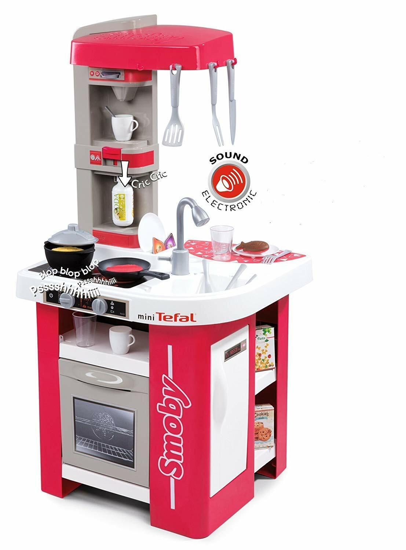 Simba  SMOBY Cucina Tefal Studio  con il 100% di qualità e il 100% di servizio