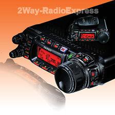 YAESU FT-857D, HIGH POWER 150 WATT VERSION,HF-V-U Tranceiver, UNBLOCKED TX & RX!