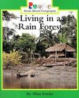 Living in a Rain Forest by Allan Fowler (Paperback / softback, 2000)