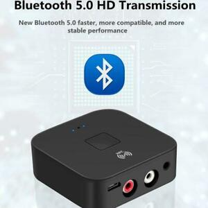 NFC-Bluetooth-5-0-Receiver-3-5mm-AUX-RCA-Jack-Hifi-Wireless-Adapter-Audio