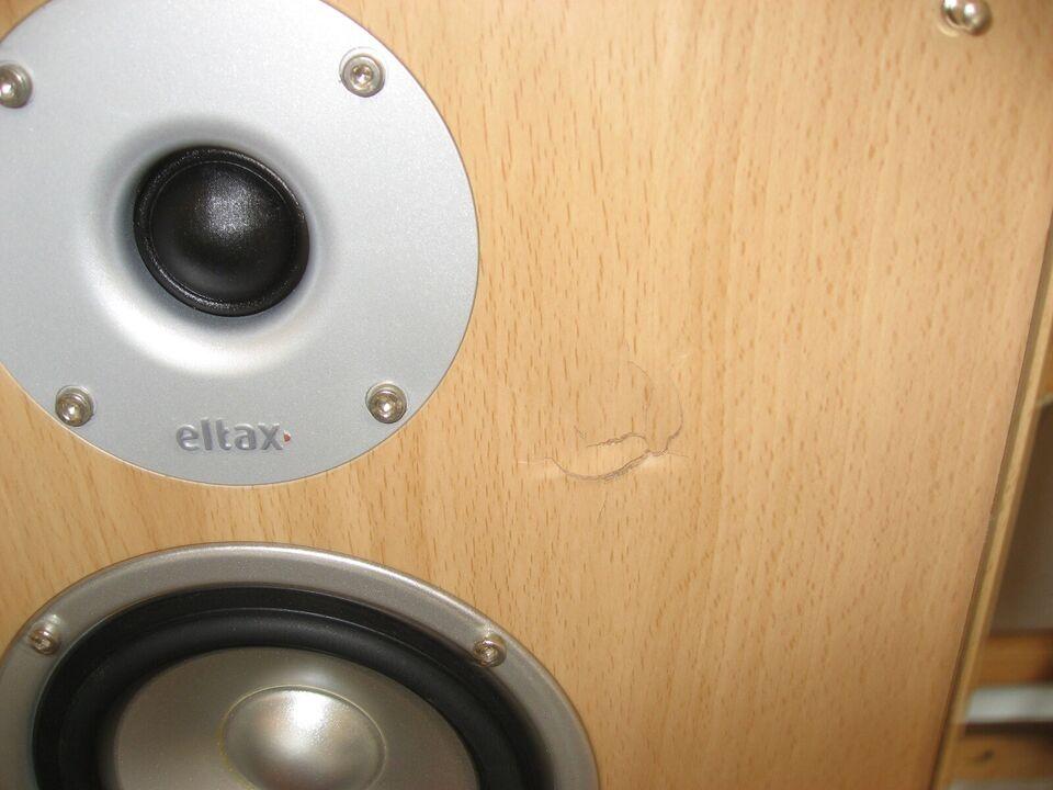 Højttaler, Eltax, Concept 600