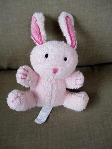 Image Is Loading Pottery Barn Kids Pink Bunny Rabbit 6 034