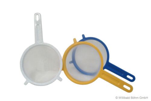 Passiersieb 14 cm Sieb Sonja PLASTIC Kunststoff Haushaltswaren Made in Germany