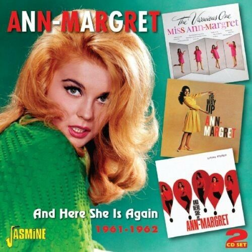 Ann-Margret - And Here She Is Again 1961-1962 [New CD] UK - Import