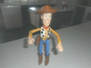 Disney-Toy-Story-Woody-PVC-Posable-Doll-Figure-9-034