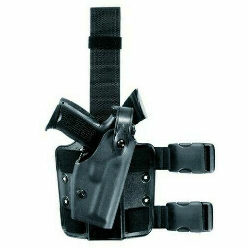 Safariland 6004 SLS táctica pierna Cinturón Pistolera & Wesson Sigma SW40 Smith