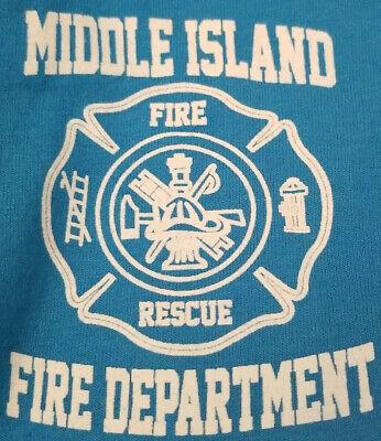 Kismet Fire Department T-shirt Long Island NY XL