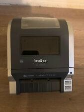 Brother Ql 1060n Network 4 Label Printer