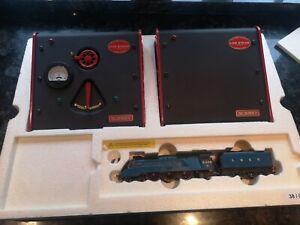 Boxed Hornby Live Steam Mallard OO Gauge