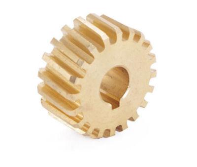 1PC Milling Machine Copper Gear Mill Feed Gear Straight Teeth For Bridgeport
