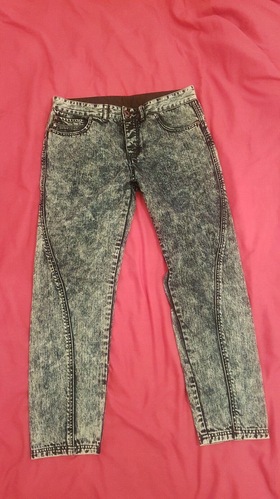 Bolongaro Trevor Ladies Boyfriend Jeans Size 12 RRP 170