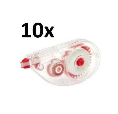 8 Meter Korrekturroller 5 mm Korrekturmaus Korrekturband Korrekturstift