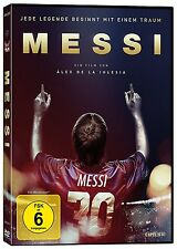 Messi - Jede Legende beginnt mit einem Traum (FC Barcelona) DVD NEU + OVP!