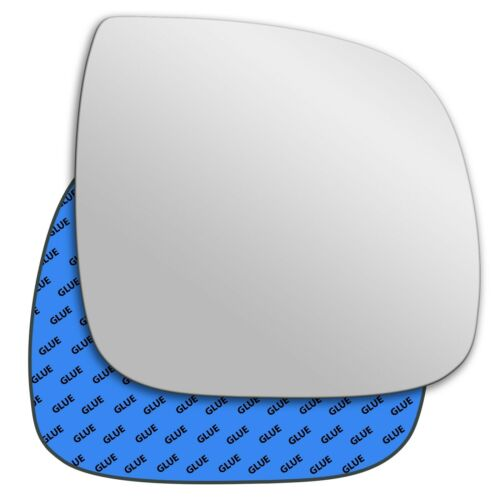 Right Hand Driver Side Mirror Glass for Volkswagen Touareg 2007-2010 0184RS