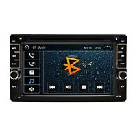Bt Touchscreen Gps Navigation Multimedia Radio For Nissan Frontier 2001-08