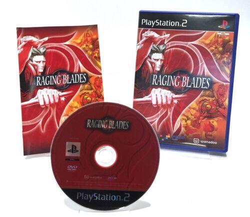 1 von 1 - PS2 Spiel • Raging Blades • Sony PlayStation 2