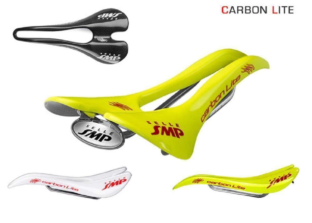 Selle SMP sillín de carbono Lite Pro