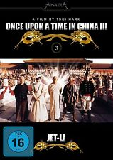Once Upon a Time in China 3 ( Martial-Arts Kult ) von Tsui Hark mit Jet Li NEU