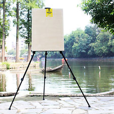 Folding Art Artist Telescopic Field Studio Painting Easel Tripod Display Stand