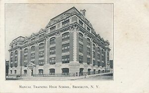 BROOKLYN-NY-Manual-Training-High-School-udb-pre-1908