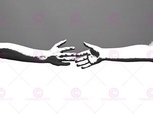 PAINTING-ABSTRACT-HANDSHAKE-HANDS-HELLO-ART-PRINT-POSTER-MP3019A
