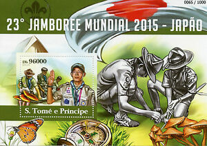 Sao-Tome-amp-Principe-2015-MNH-Scouting-23rd-World-Jamboree-Japan-1v-S-S-Scouts