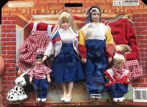 HORSMAN-Doll-House-family-PLAY-SET-6210-9
