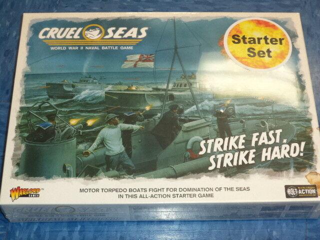 Cruel mares Estrellater Set 1 300 escala modelos naval la segunda guerra mundial Warlord Juegos Nuevo