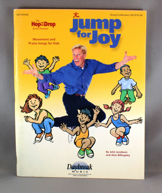 Jump For Joy - Movement and Praise Songs For Kids - Brand New