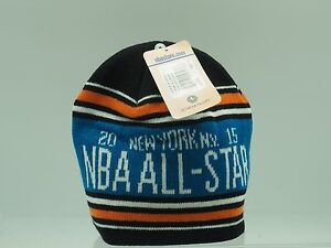 cabc72ccd02 NBA Adidas 2015 All Star Game Kids Youth Boys (8-20) Knit Beanie Hat ...