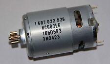 Motor Bosch GSR 12-2  2609120259 Gleichstrommotor 1607022536