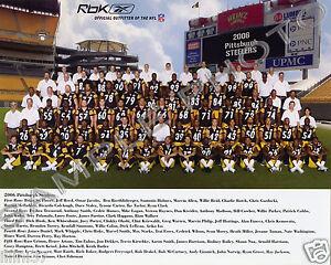 2006-PITTSBURGH-STEELERS-NFL-FOOTBALL-TEAM-8X10-PHOTO