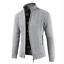 Men-039-s-Sweater-Winter-Warm-Thicken-Zipper-Cardigan-Solid-Casual-Knitwear-Coat-Top thumbnail 14