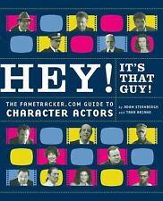 NEW - Hey! It's That Guy! by Ariano, Tara; Sternbergh, Adam