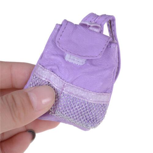 10pcs Randomly Bags For  Dolls Accessories Mix Handbag Kids Toys