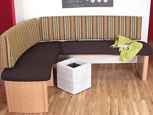 Eckbank Mocca Terra Sitzecke Esszimmer Melamin Kuchenbank Essecke